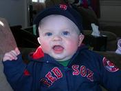 New Red Sox Fan!