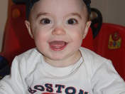 My FIRST Birthday and Red Sox Opening Day!!