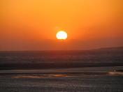 Sunrise over Ipswich Bay/Rockport