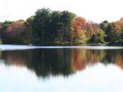 Bolivar Pond in Canton MA