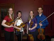 The Doctoral Quartet from Boston University