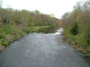 Former Site of Gilbertville MA Dam