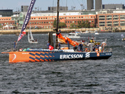 volvo ocean race boston leg