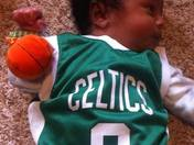 Biggest Rondo Fan!