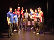 ComedySportzBoston Fires Up for Improv Matches by rooting for  Red Sox