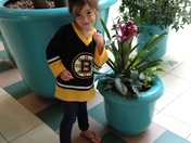 Biggest Bruins fan
