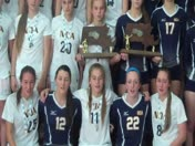 Notre Dame Academy Hingham - State Champs for Volleyball and Soccer Teams