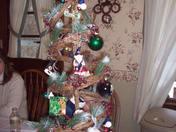 Matt's Sport Christmas Tree