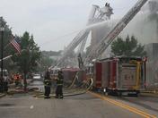 Marlborough Main Street Fire