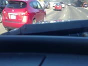 car on fire on 93 N near exit 2