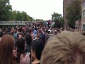 mix 104 concert crowds