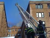Malden fire 01/09/10