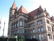 City Hall in Cincinnati, OH