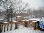 Snow in Erlanger
