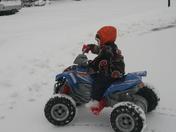 Fun on the 4-wheeler!