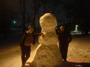 snowman 1/28/09