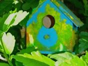 The Kids birdhouse