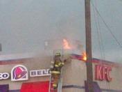 KFC Fire Bateville Indiana 2