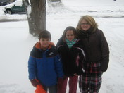 lovin snow days