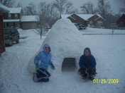 The Schwartz's Igloo