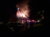 10/24 at 3:00 AM Breaking News of Fire