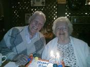 Mom on her 80th birthday