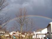 Rainbow Over Boone