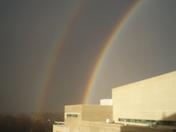 Rainbows Over Xavier