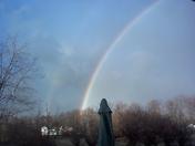 2/11/09 Rainbow in Maineville