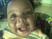 Maziyah Smiling