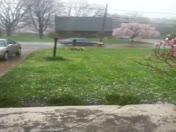 more hail!