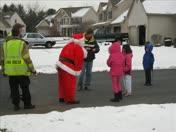 Neversink Fire - Santa Clause