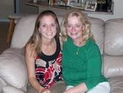 My mom & I, Happy Mothers Day!!!