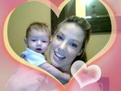 Aniston & Mama