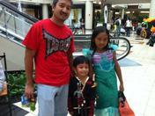Halloween 2013 fun at Fashion Square Mall