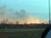 lake county brush fires