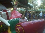 Analise at Disney's Winter Summerland