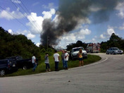 Fire In Osceola County on Thursday From MidnightAngel2