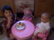 KEISHA  baby doll