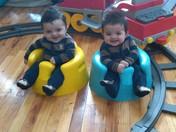 Barile Boys Cheezing
