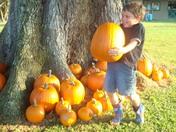 CAmerons' Big Pumpkin