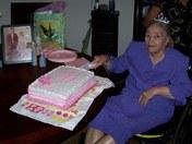 Mom's 88th Birthday