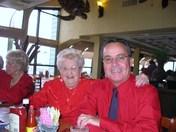 Mom (89) and me!