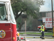 Citrus County Bed Store Burns to Ground