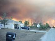 Palm Bay Fire 2010