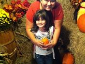 Laurel and I