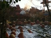 Dudley Doo Right's Ripsaw Falls On Fire! (One)