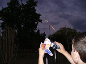 Flat Stanley Watching the Launch .JPG