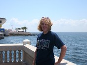 Visiting the iconic St. Pete Pier for the last time