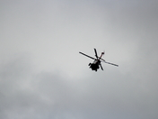 Coast Gaurd Chopper 4-14-12 340pm Universal Orlando